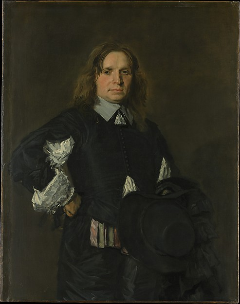 Portrait of a Man, Frans Hals (Dutch, Antwerp 1582/83–1666 Haarlem), Oil on canvas