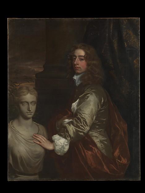 Sir Henry Capel (1638–1696), Sir Peter Lely (Pieter van der Faes) (British, Soest 1618–1680 London), Oil on canvas