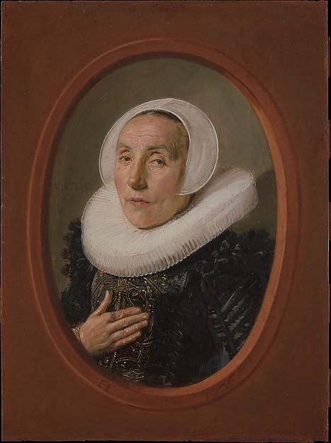 Anna van der Aar (born 1576/77, died after 1626), Frans Hals (Dutch, Antwerp 1582/83–1666 Haarlem), Oil on wood