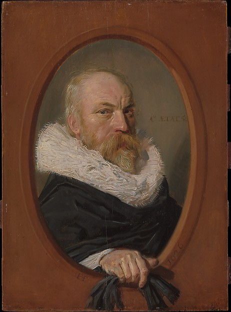 Petrus Scriverius (1576–1660), Frans Hals (Dutch, Antwerp 1582/83–1666 Haarlem), Oil on wood
