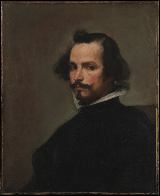 Portrait of a Man, Workshop of Velázquez (Spanish, Seville 1599–1660 Madrid), Oil on canvas