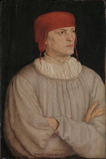 Chancellor Leonhard von Eck (1480–1550), Barthel Beham (German, Nuremberg ca. 1502–1540 Italy), Oil on spruce