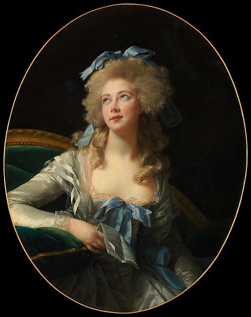 Madame Grand (Noël Catherine Vorlée, 1761–1835), Élisabeth Louise Vigée Le Brun (French, Paris 1755–1842 Paris), Oil on canvas