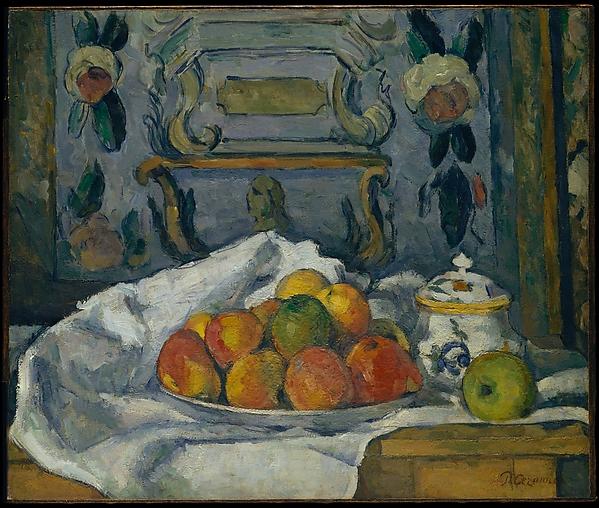 paul cézanne | dish of apples | the met