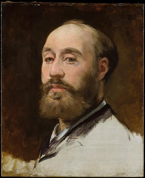 Head of Jean-Baptiste Faure (1830–1914), Édouard Manet (French, Paris 1832–1883 Paris), Oil on canvas