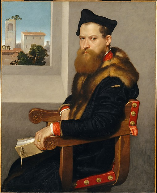 Bartolommeo Bonghi (died 1584), Giovanni Battista Moroni (Italian, Albino, no later than 1524–1578 Albino), Oil on canvas