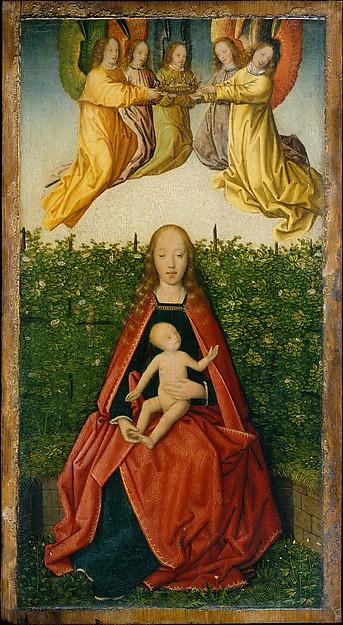 Virgin and Child, Jan Provost (Netherlandish, Mons (Bergen) ca. 1465–1529 Bruges), Oil on wood