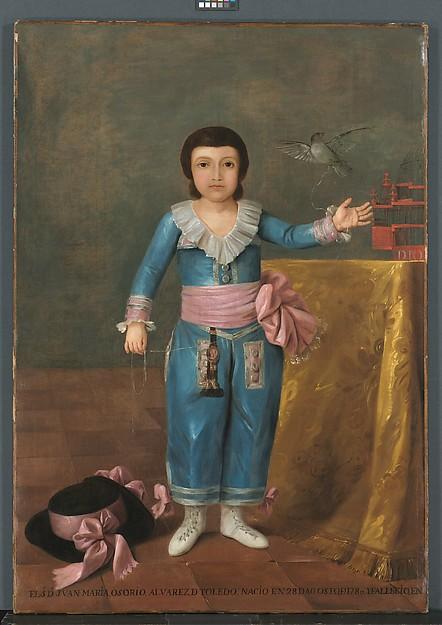 Juan María Osorio, Augustín Esteve y Marques (Spanish, Valencia 1753–ca. 1820 Madrid (?)), Oil on canvas