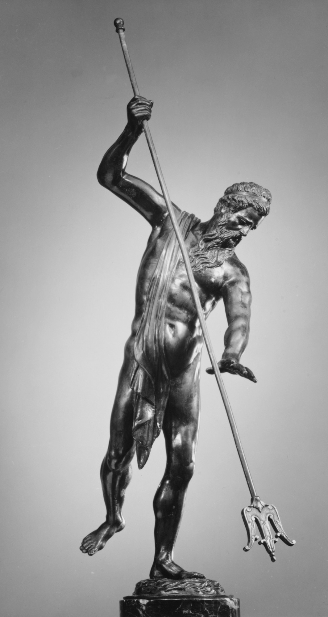 Neptun via Metropolitan Museum of Art