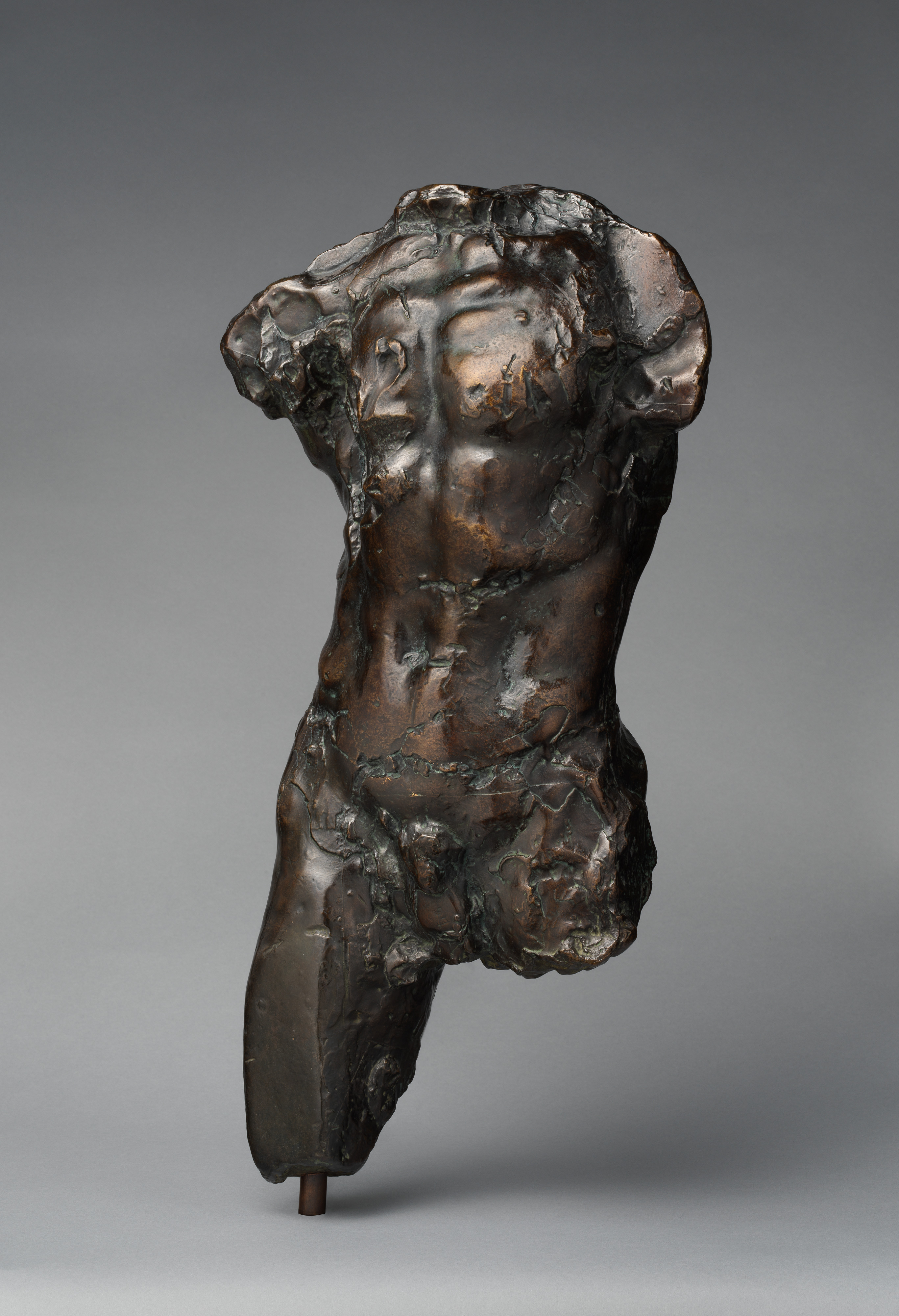 Auguste Rodin Torso French The Met