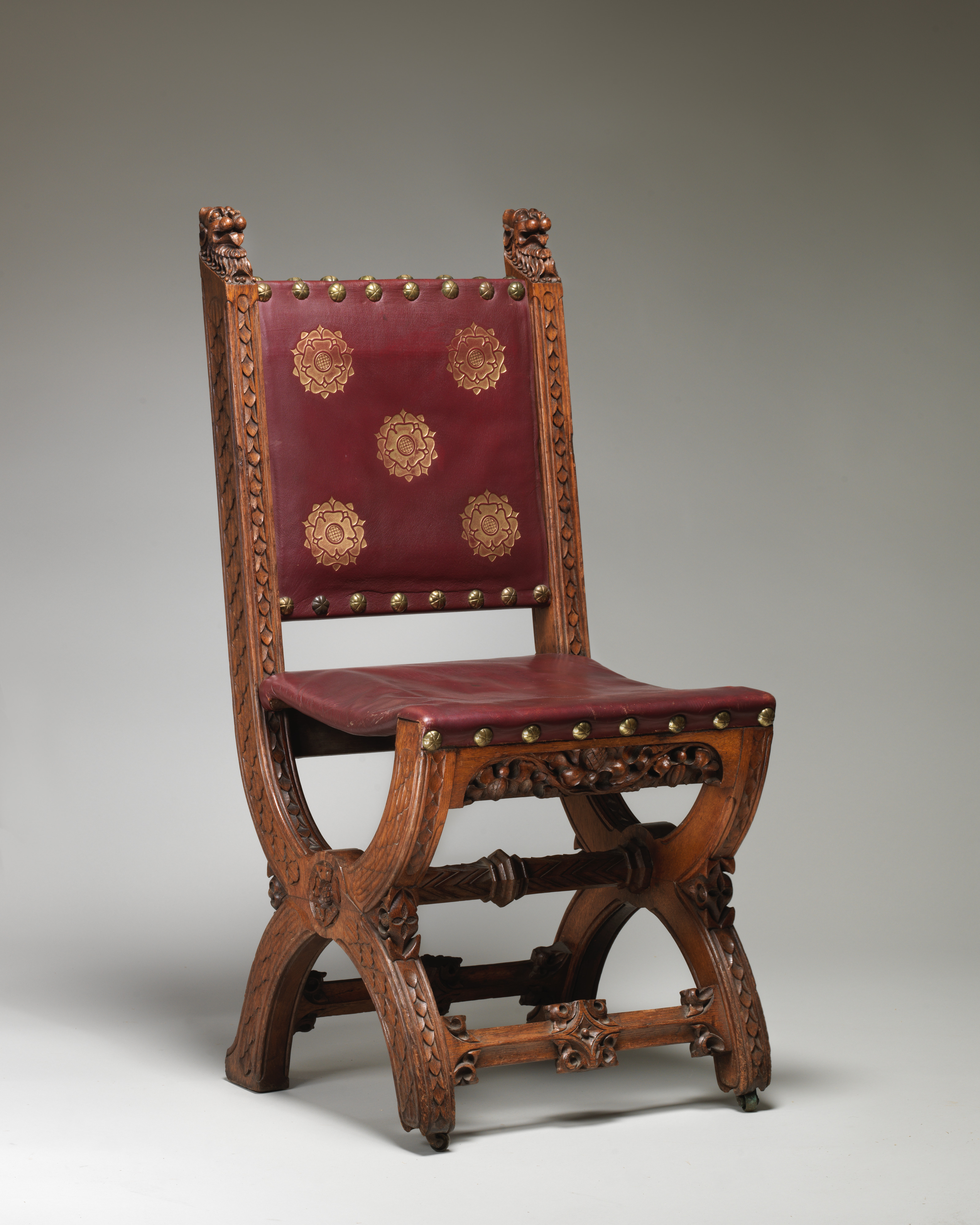 Augustus Welby Northmore Pugin Dining Chair British
