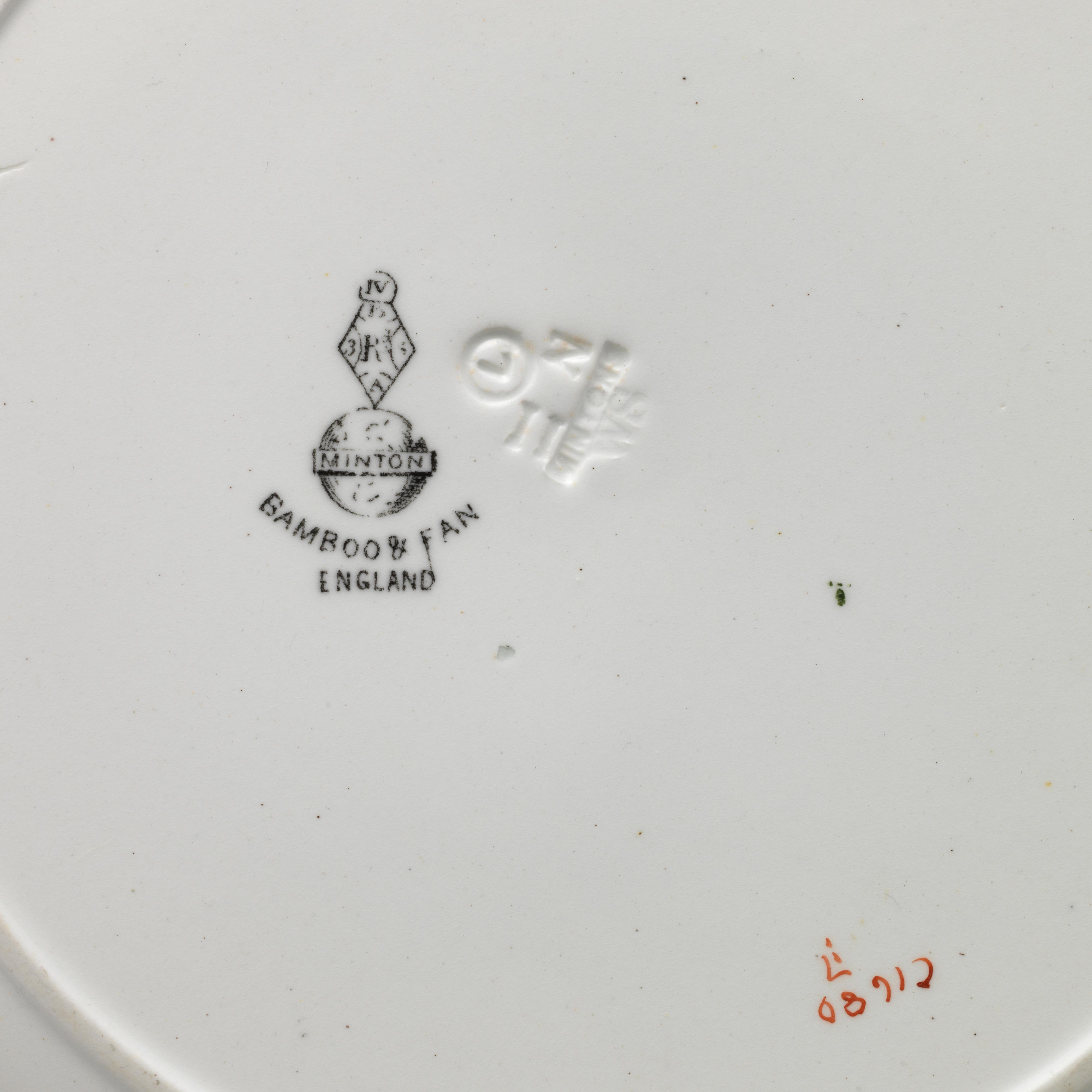Marks minton date Minton Willow