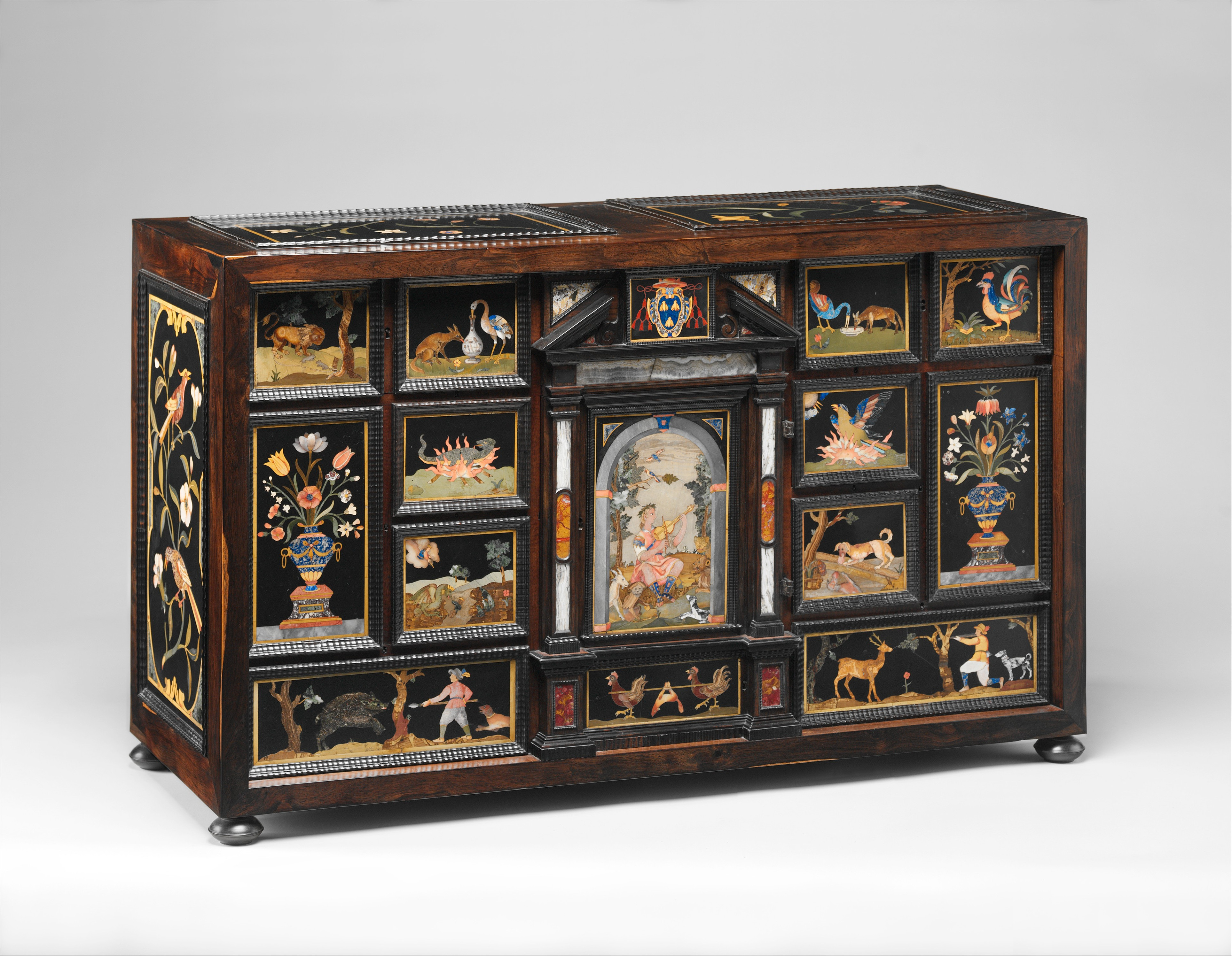 Galleria Dei Lavori Florence Barberini Cabinet