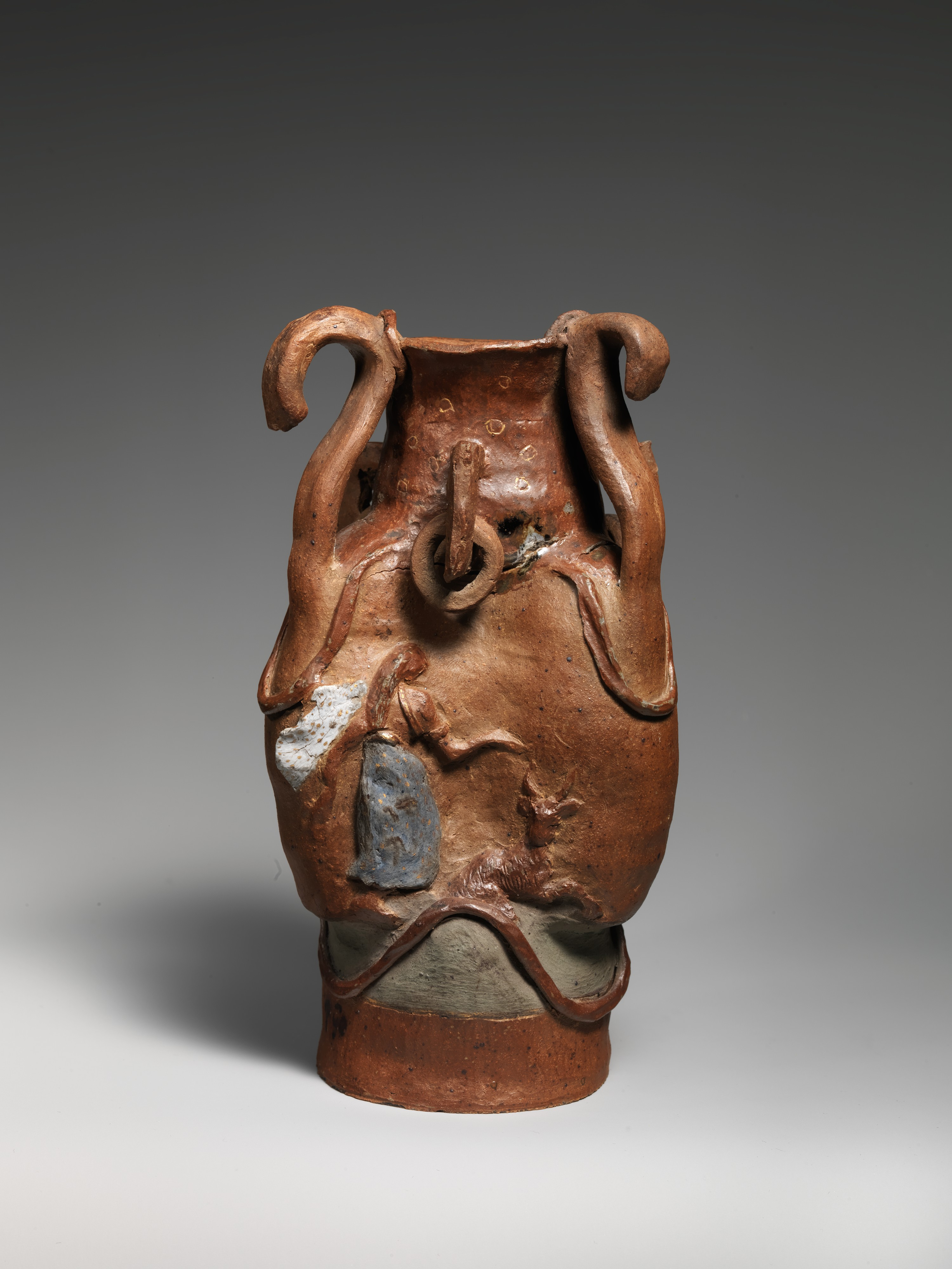 Paul Gauguin Vessel With Women And Goats French Paris