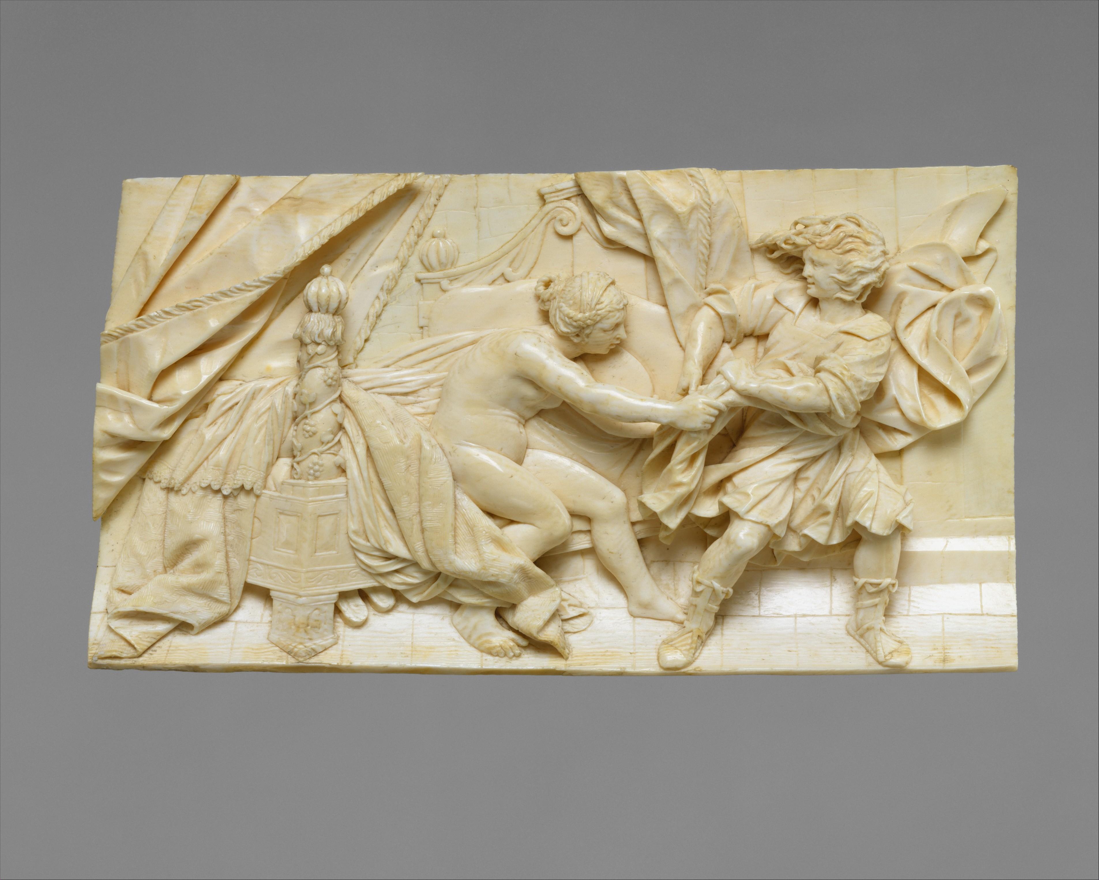 Balthasar Griessmann, Joseph and Potiphar's Wife