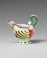Cream jug, Worcester factory (British, 1751–2008), Soft-paste porcelain, British, Worcester