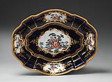 Basin, Chelsea Porcelain Manufactory (British, 1745–1784, Gold Anchor Period, 1759–69), Soft-paste porcelain, British, Chelsea
