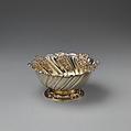 Bowl, George Wickes (British, Bury St Edmunds, Suffolk 1698–1761 Thurston, Suffolk), Silver-gilt, British, London