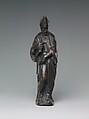 Saint  Ambrose, Style of Jacopo Sansovino (Jacopo Tatti) (Italian, Florence 1486–1570 Venice), Bronze, Italian, Venice