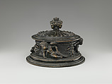 Bowl, Bronze, Italian, Venice