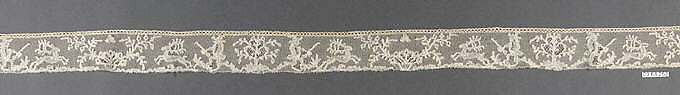 Border, Bobbin lace, Flemish, Mechlin