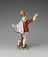 L' Indifférent, Vienna, Hard-paste porcelain, Austrian, Vienna