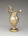 Ewer, Abraham Portal (British, active ca. 1747–died 1809), Silver gilt, British, London