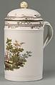 Tankard, Imperial Porcelain Manufactory, St. Petersburg (Russian, 1744–present), Hard-paste porcelain, Russian, St. Petersburg