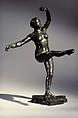 Arabesque Devant, Edgar Degas (French, Paris 1834–1917 Paris), Bronze, French