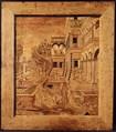 The Finding of Moses, Jacopo [Giacomo] Barozzi da Vignola (Italian, Vignola 1507–1573 Rome), Wood, Italian