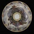 Saucer (part of a service), Capodimonte Porcelain Factory (Italian, 1740/43–1759), Soft-paste porcelain, Italian, Naples