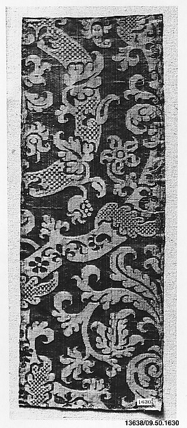 Piece, Silk, Italian