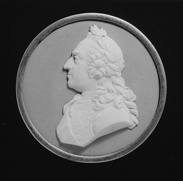 Louis XV, Sèvres Manufactory (French, 1740–present), Hard-paste biscuit porcelain, French, Sèvres