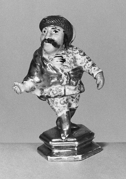 Dwarf, Meissen Manufactory (German, 1710–present), Hard-paste porcelain, German, Meissen