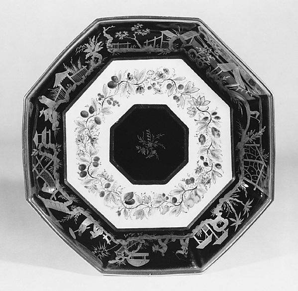 Dish, Sèvres Manufactory (French, 1740–present), Hard-paste porcelain, French, Sèvres