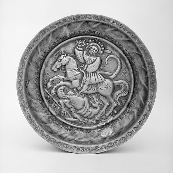 Bowl, Dinanderie, German, Nuremberg