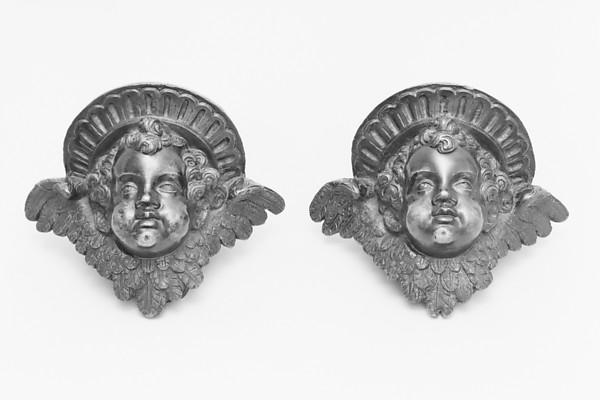 Bracket, Hubert Gerhard (Netherlandish, 1540/50–1621, active Germany), Bronze, German, Munich or Augsburg