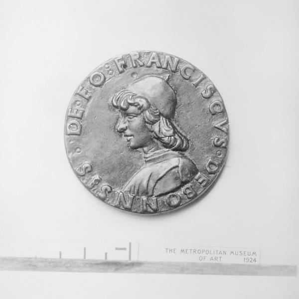 Francesco Bonsi della Ruota, Bronze, Italian, Rome
