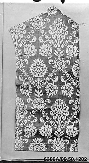 Piece, Linen and silk, Italian