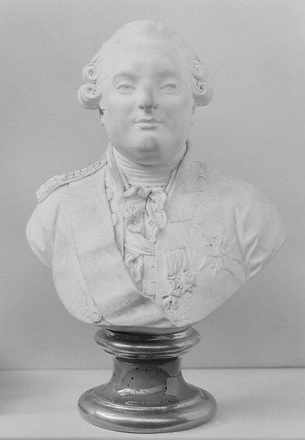 Louis XVI (1754–1793, r. 1774–93), Sèvres Manufactory (French, 1740–present), Biscuit and glazed hard-paste porcelain, French, Sèvres