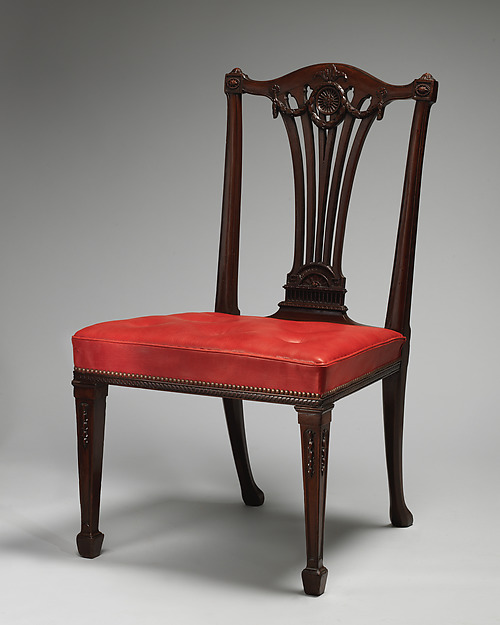 Genial Set Of Fourteen Side Chairs, Thomas Chippendale (British, Baptised Otley,  West Yorkshire