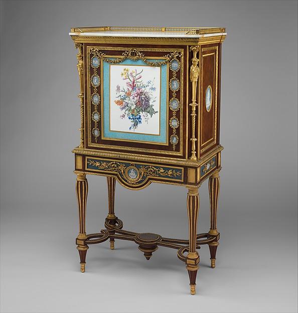Gilles Joubert | Writing table (bureau plat) | French, Paris | The Met