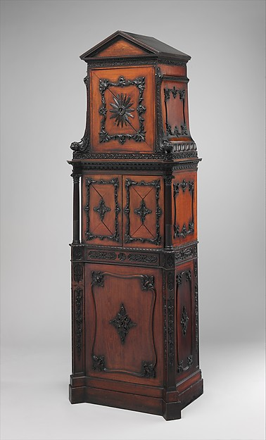 Attributed to William Vile | Medal cabinet | British | The Met