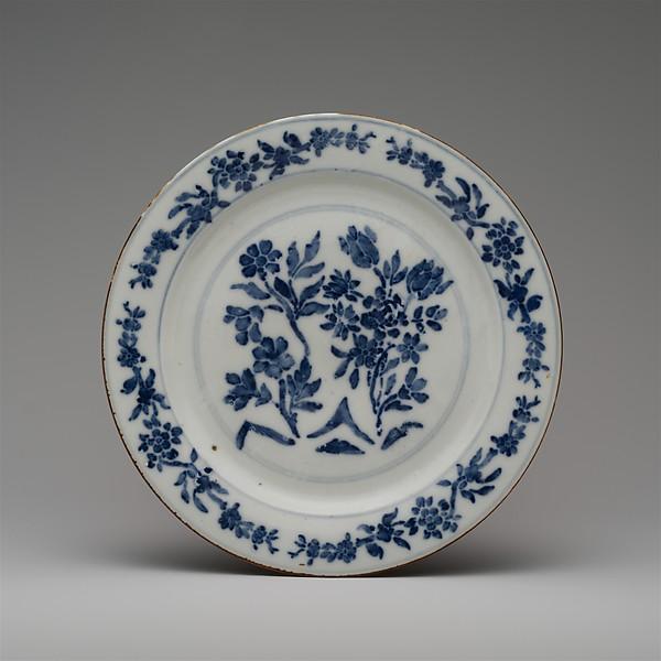 Plate, Doccia Porcelain Manufactory (Italian, 1737–1896), Hard-paste porcelain, Italian, Florence
