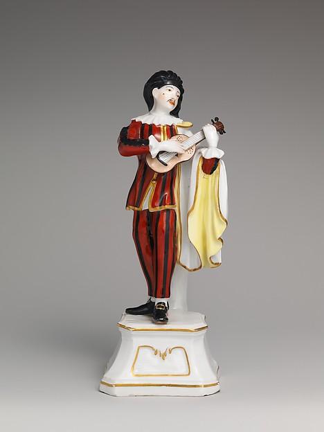 Bagolin, Höchst Manufactory (German, 1746–1796), Hard-paste porcelain, German, Höchst