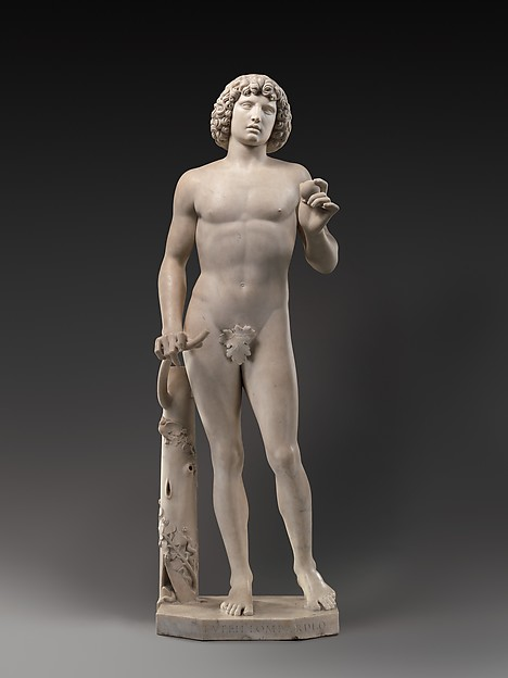 Adam, Tullio Lombardo (Italian, ca. 1455–1532), Marble, Italian, Venice