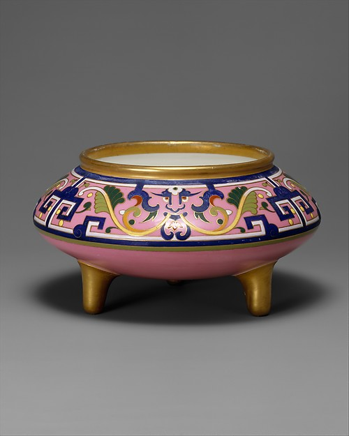 Bowl, Minton(s) (British, Stoke-on-Trent, 1793–present), Bone china, British, Stoke-on-Trent, Staffordshire