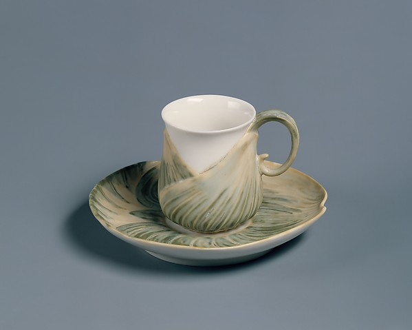 Cup (part of a service), Sèvres Manufactory (French, 1740–present), Hard-paste porcelain, French, Sèvres