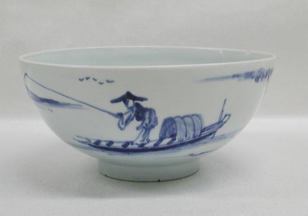 Bowl, Vauxhall (British, ca. 1753–ca. 1763), Soft-paste porcelain, British, Vauxhall