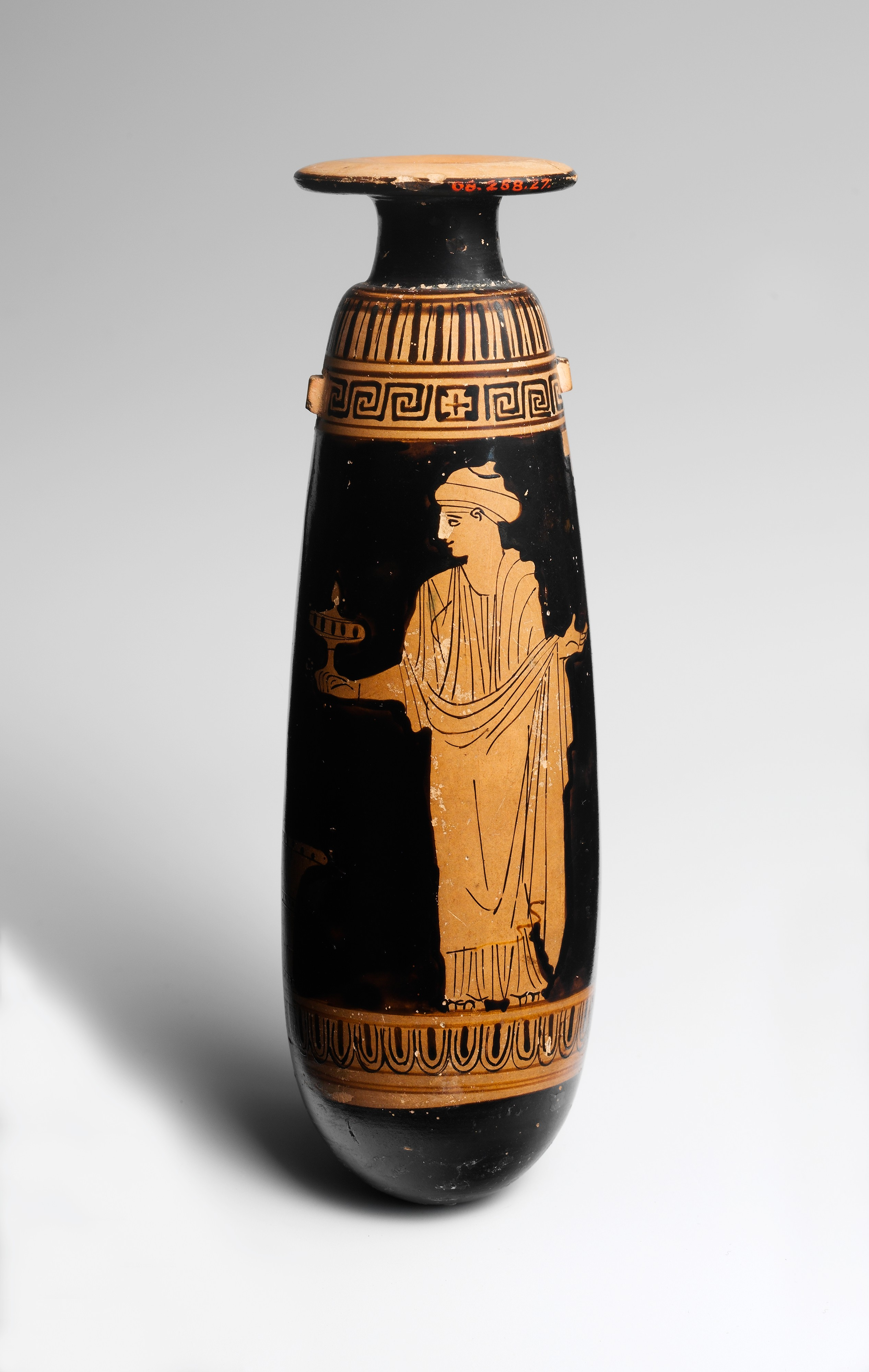 Attributed To The Persephone Painter Terracotta